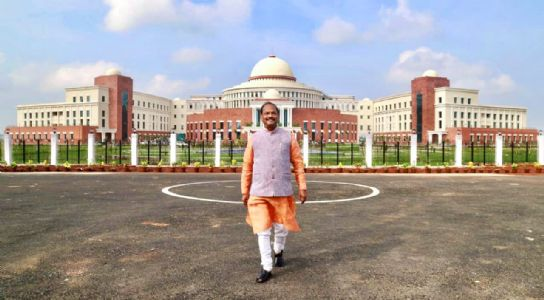 Jharkhand: Special session organized in new assembly building