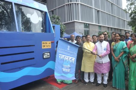 Jaldoot: Unique way to spread message of water conservation to masses