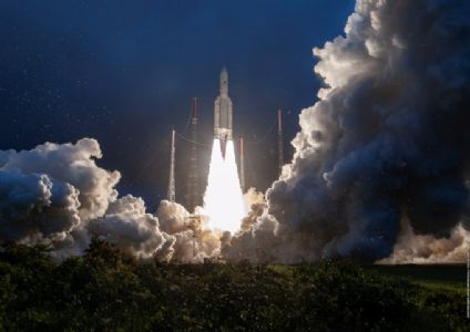 Adding to many achievements, ISRO's high power communication satellite GSAT-30 successfully launched