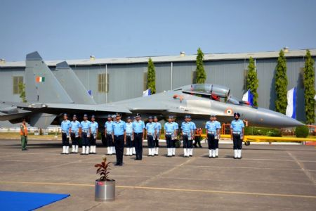 Boosting IAF capabilities with 'TigerSharks', India raises new squadron inducting Sukhoi-30 MKI fighter jet