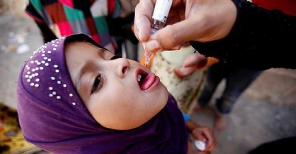 Moving progressively, 17 lakh children administered with polio vaccine throughout J&K