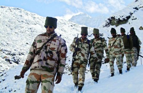 47 additional ITBP outposts to be set up along LAC border