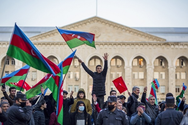 Armenia and Azerbaijan have signed a new peace deal brokered from Moscow. -  NewsBharati