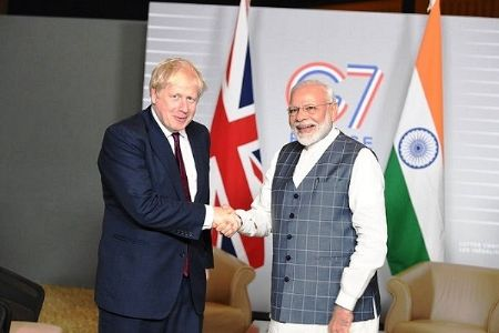 India invites British PM Boris Johnson as chief guest for Republic Day