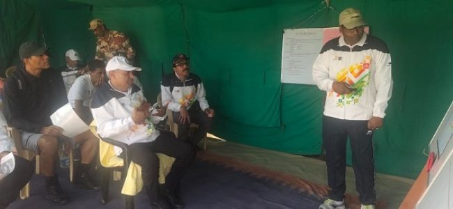 Nothing feels as good as being fit does! See what ITBP chief did to spread the message of 'Fit India'..