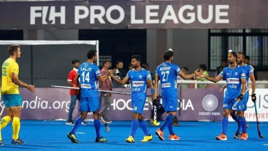 Australia pulls off thrilling victory against India in FIH Pro League!