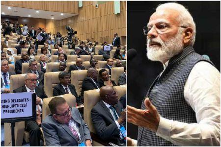 Judiciary and the changing world! PM Modi hails judiciary for striking balance between development and society
