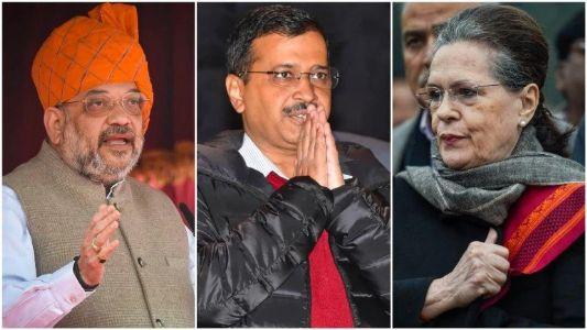 Polarization Fallout - Vicious Delhi State Assembly Election?