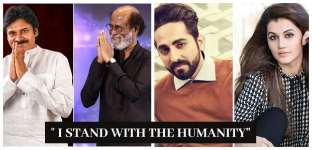 Standing with Humanity; Cinema stars come forward give monetary hand to underprivileged and daily wage-earners