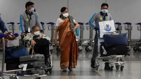 78 corona patients in India cured and discharged; Total climbs to 873; Know more -
