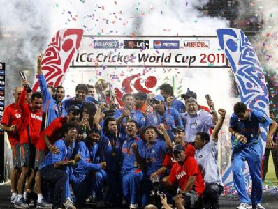 Reliving the moment.. India's triumph in World Cup 2011 Final!