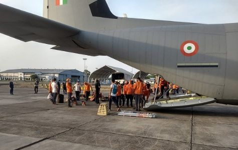 Cyclone Amphan: IAF equips 25 aircraft, 31 choppers  to assist in relief operations