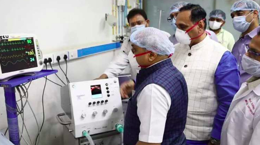 Behind Ahmedabad's Ventilator Controversy, a Backstory of Connections to Top BJP Leaders