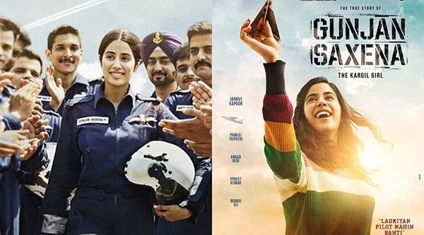 Janhvi Kapoor S Gunjan Saxena The Kargil Girl Biopic Takes Off For Netflix Release