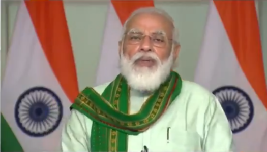 PM Modi calls on 'effective weapons' to CMs to beat COVID-19