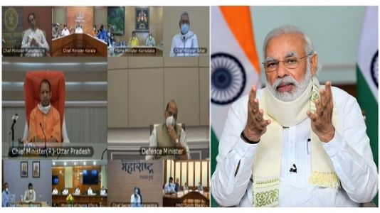 PM Modi reviews situation in six flood-affected states; Read More-
