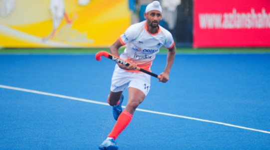 Mandeep Singh becomes 6th player to test positive for COVID-19, shifted to hospital after oxygen level drops