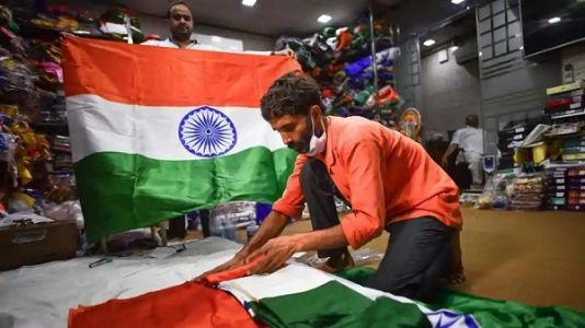 Tricolour flag to be hoisted at Times Square to commemorate India's Independence Day