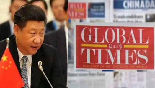 The Global Times: Obnoxious headquarter of Chinese Information Warfare