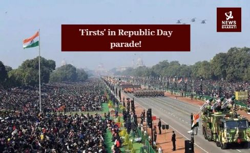The 'firsts' in 72nd Republic Day!