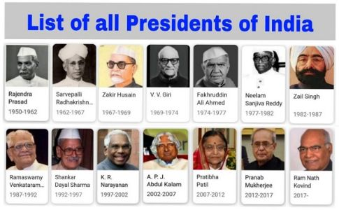 Presidents of India: From Rajendra Prasad to Ram Nath Kovind