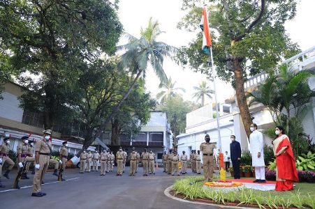 #R-Day : State-level celebration of Republic Day