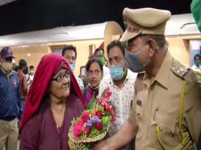 Homecoming! Thanks to Aurangabad police, 65-year-old woman returns to India from Pakistani jail