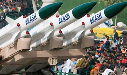 DRDO successfully test fires New Generation Akash Missile