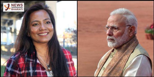 Blatant lies! Vijaylakshmi Nadar again trends for wrong reasons, says 'Modi using Hinduism to spread extreme hate against minorities'
