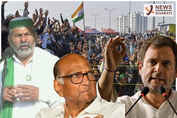 newsbharati- farmers protest