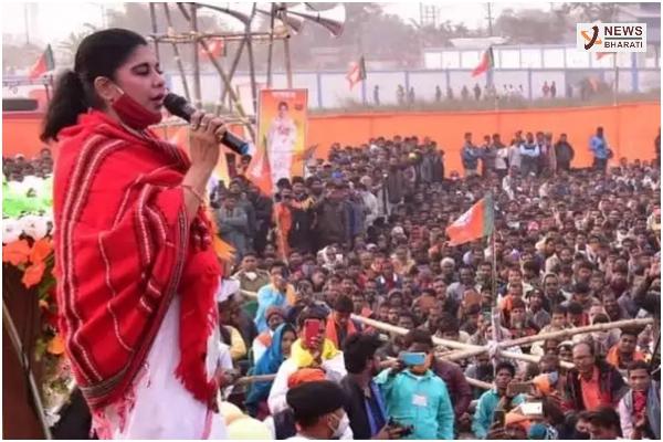 Bharati Ghosh accuses TMC