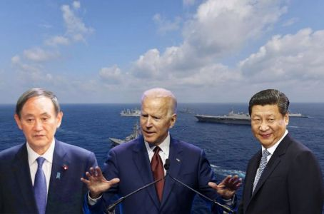 Biden, Suga talks on to counter increasingly assertive China in Indo-Pacific region