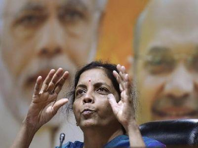 Nirmala Sitharaman newsbh