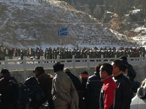 human rights in Tibet new