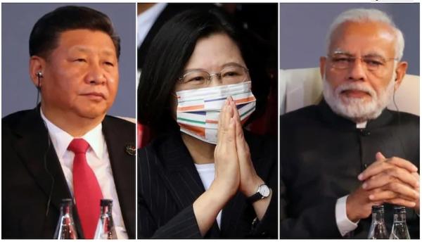 India's response to Chine