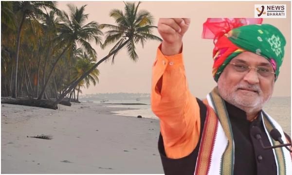 Lakshadweep islands Prafu