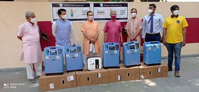 MRM provides oxygen concentrators for Covid-19 patients