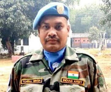 UN chief honors Indian peacekeeper, who died in line of duty in 2020