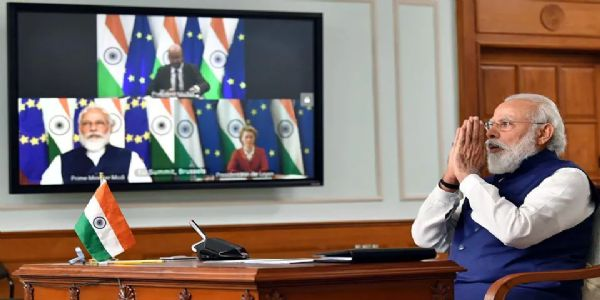 In a first, India to participate in EU summit with all 27+ member nations as a special invitee