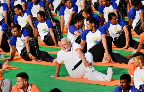India Post to release a 'Special Cancellation' to mark Yoga Day