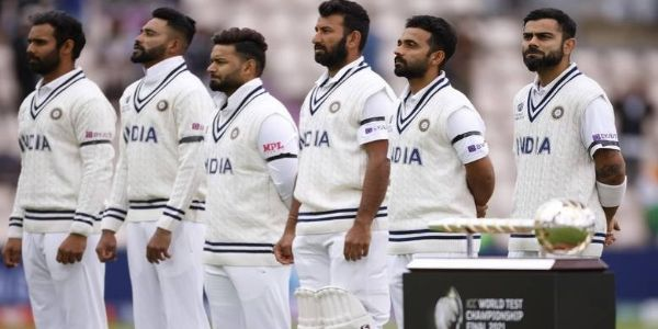 WTC Final: Team India wears black armbands in memory of Milkha Singh