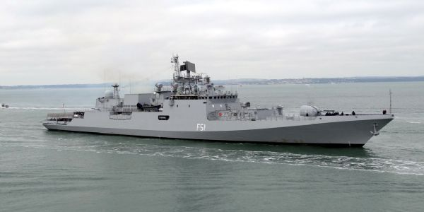 In a first, Indian Navy & EU naval force conducts joint exercise in Gulf of Aden