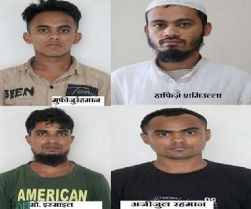 'Can change demography': UP Police nabs Rohingya infiltrator syndicate; fake IDs seized