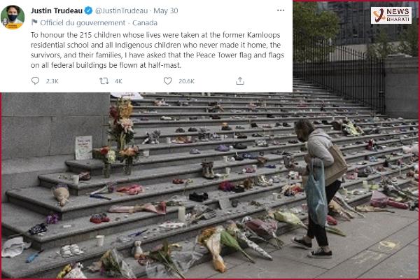 215 children found dead i