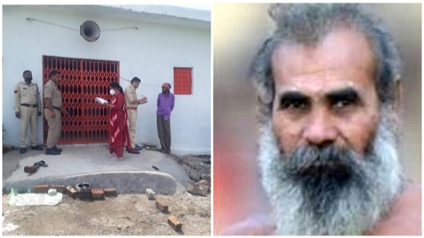 Temple priest beaten to d