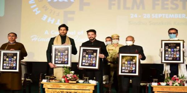 Ladakh hosts first Himalayan Film Festival; Shershaah screened on opening ceremony