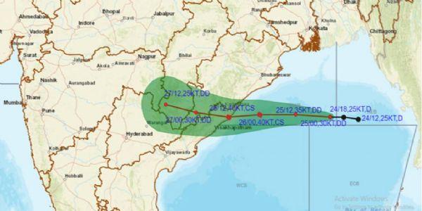 Gulab Cyclone: IMD issues yellow alert in Odisha, Andhra Pradesh & West Bengal