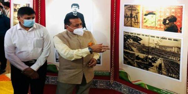 Congress govts underplayed Netaji Bose's contribution and legacy: Dr Jitendra Singh